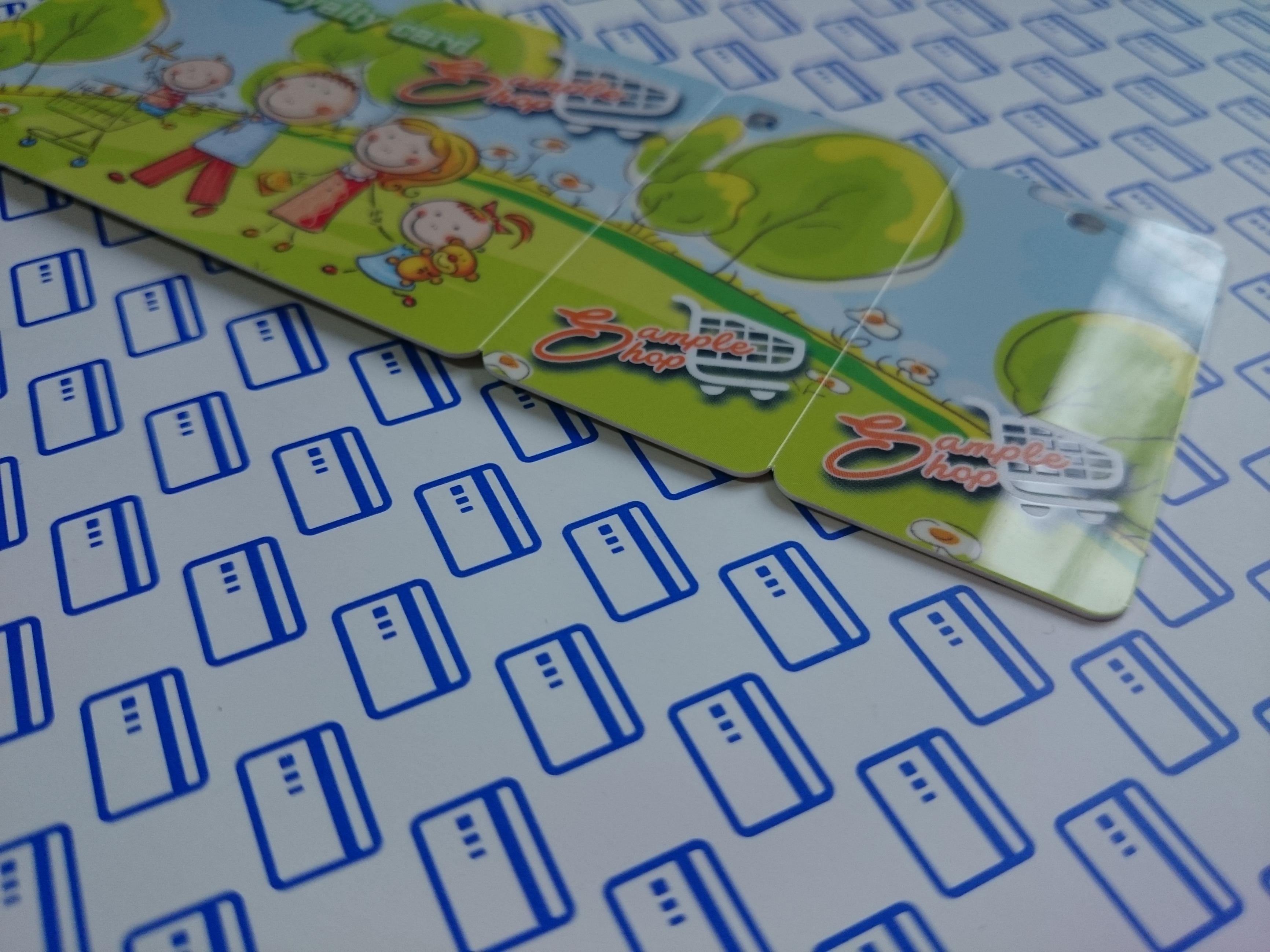 výroba rodinných karet